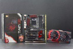 BỘ COMBO SET GAMING DRAGON - BLACK AND RED PRO I