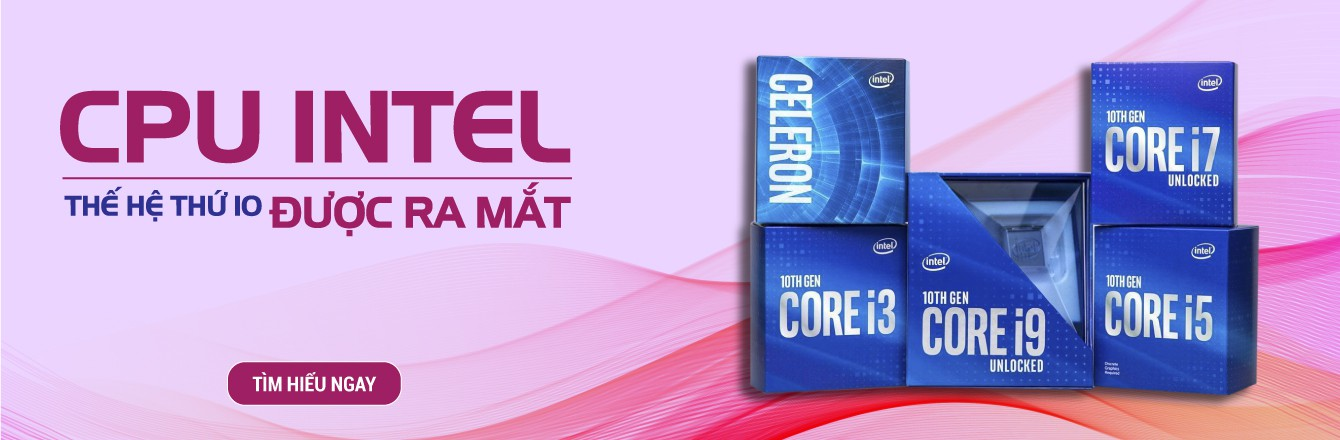 CPU Intel 10th