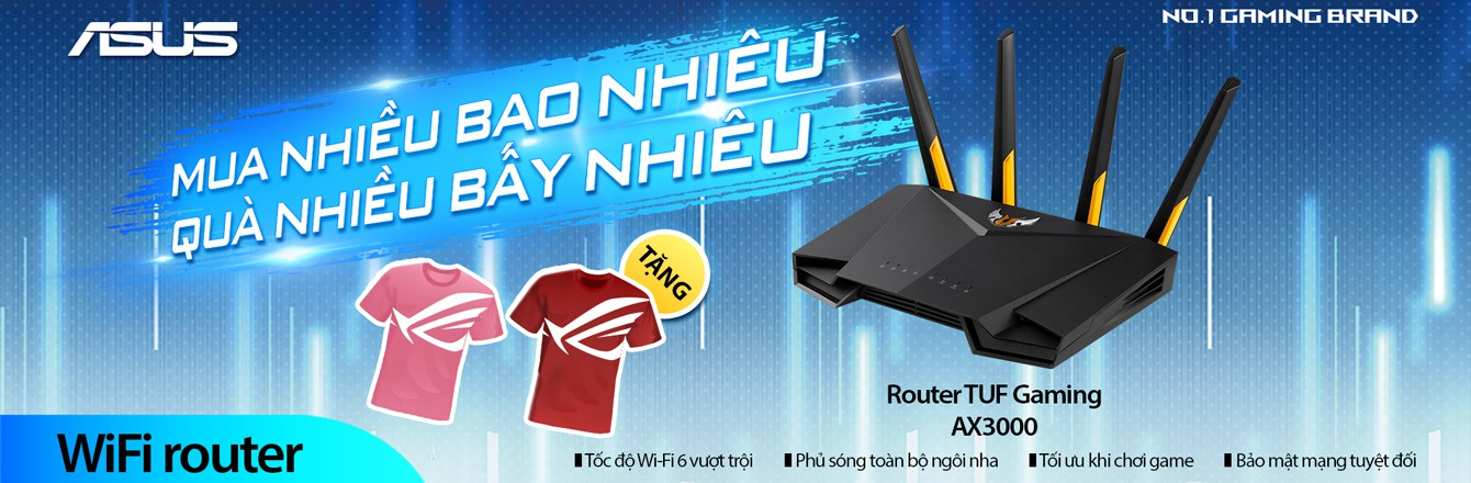 Asus Z490 - Router ASUS TUF