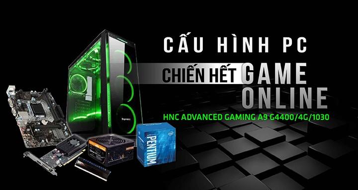 CẤU HÌNH PC CHIẾN GAME ONLINE