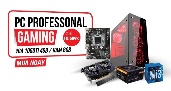 PC PROFESSONAL GAMING