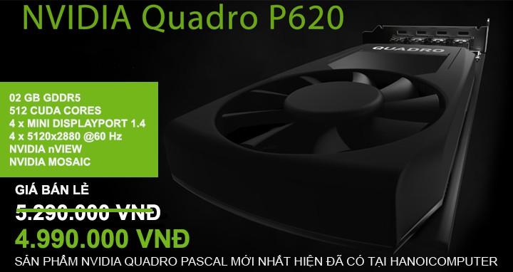 NVIDIA QUADRO P620