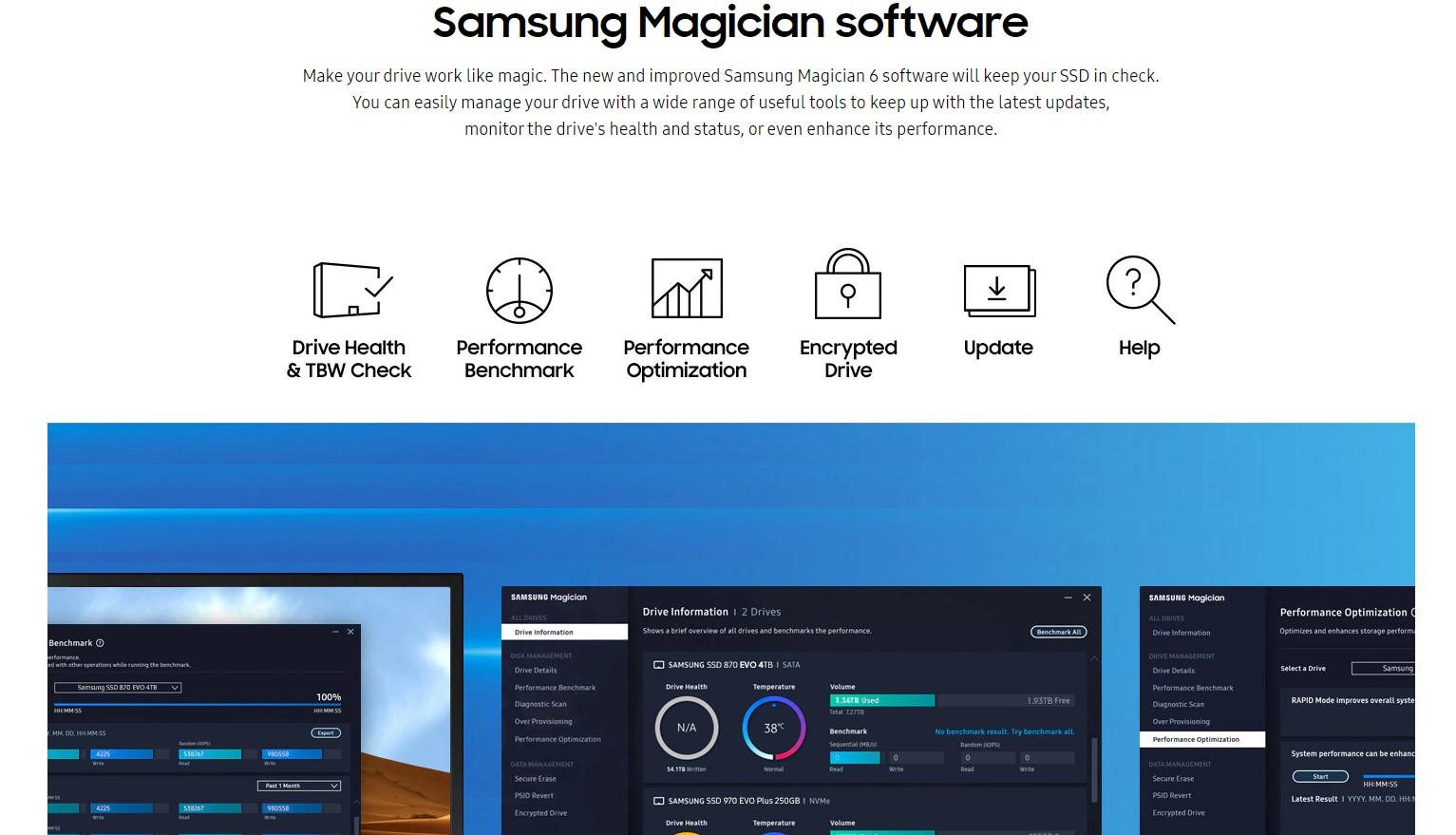 Ổ cứng SSD Samsung 870 EVO 500GB SATA III 6Gbs 2.5 inch