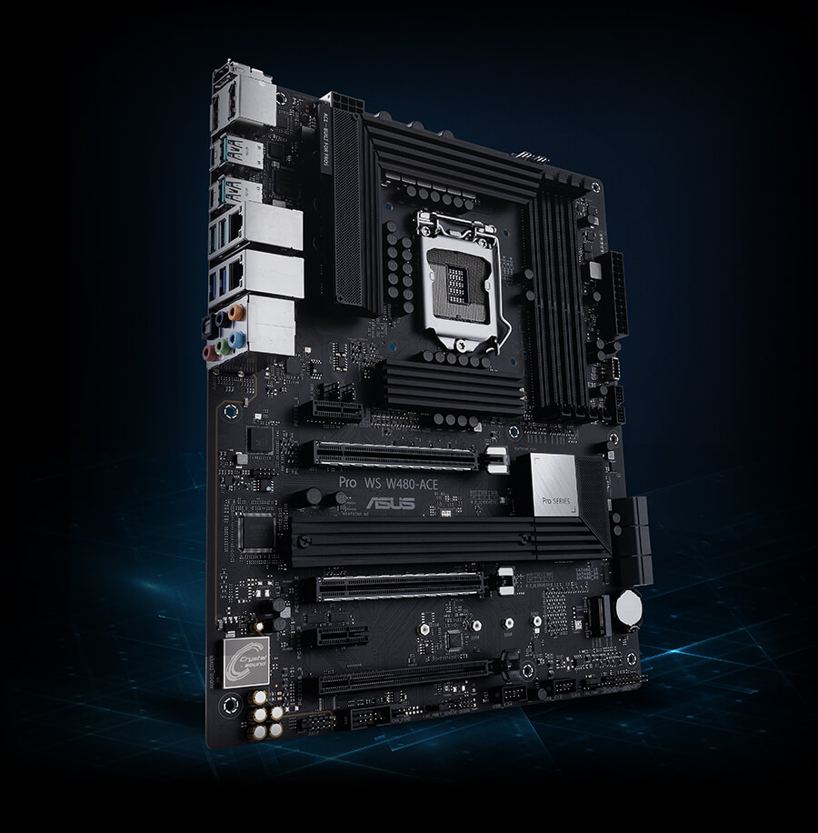 Mainboard ASUS PRO WS W480 ACE