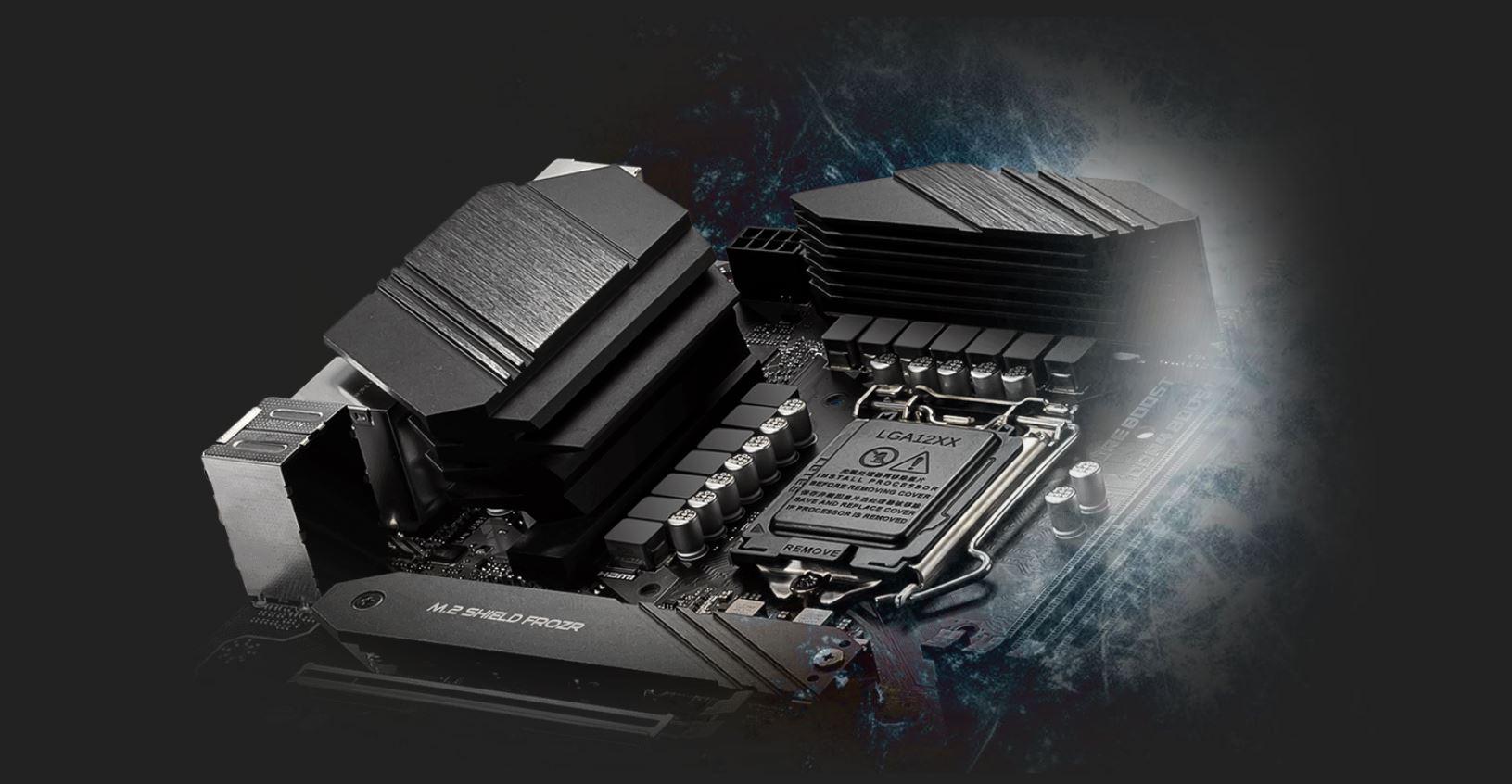 Mainboard MSI Z490-A PRO