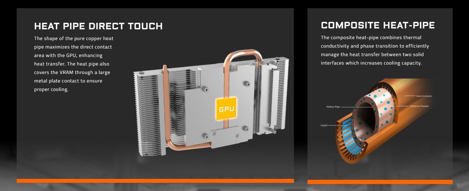 Card màn hình Gigabyte RTX 2060 D6 - 6GD