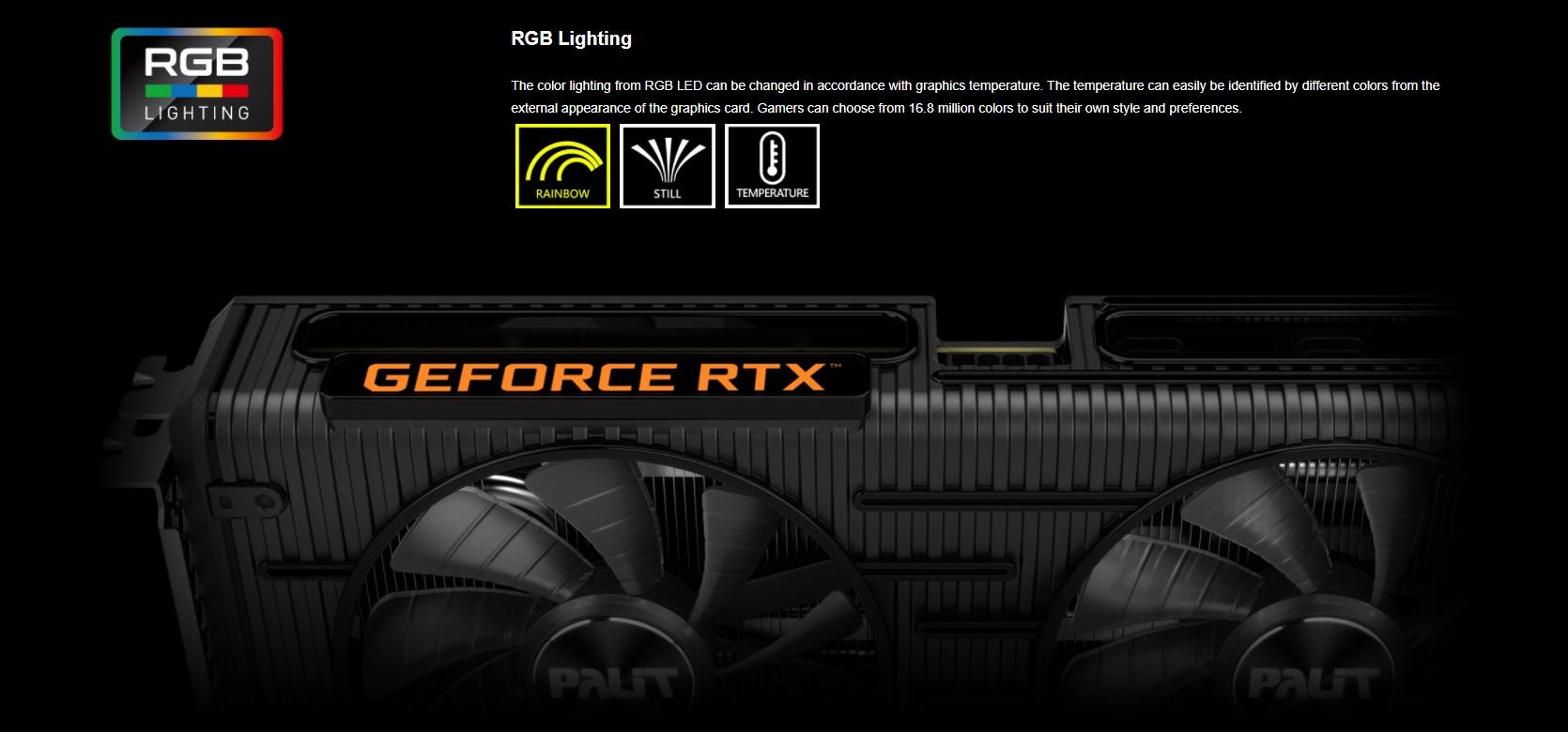 Card màn hình Palit RTX 3060 DUAL 12G