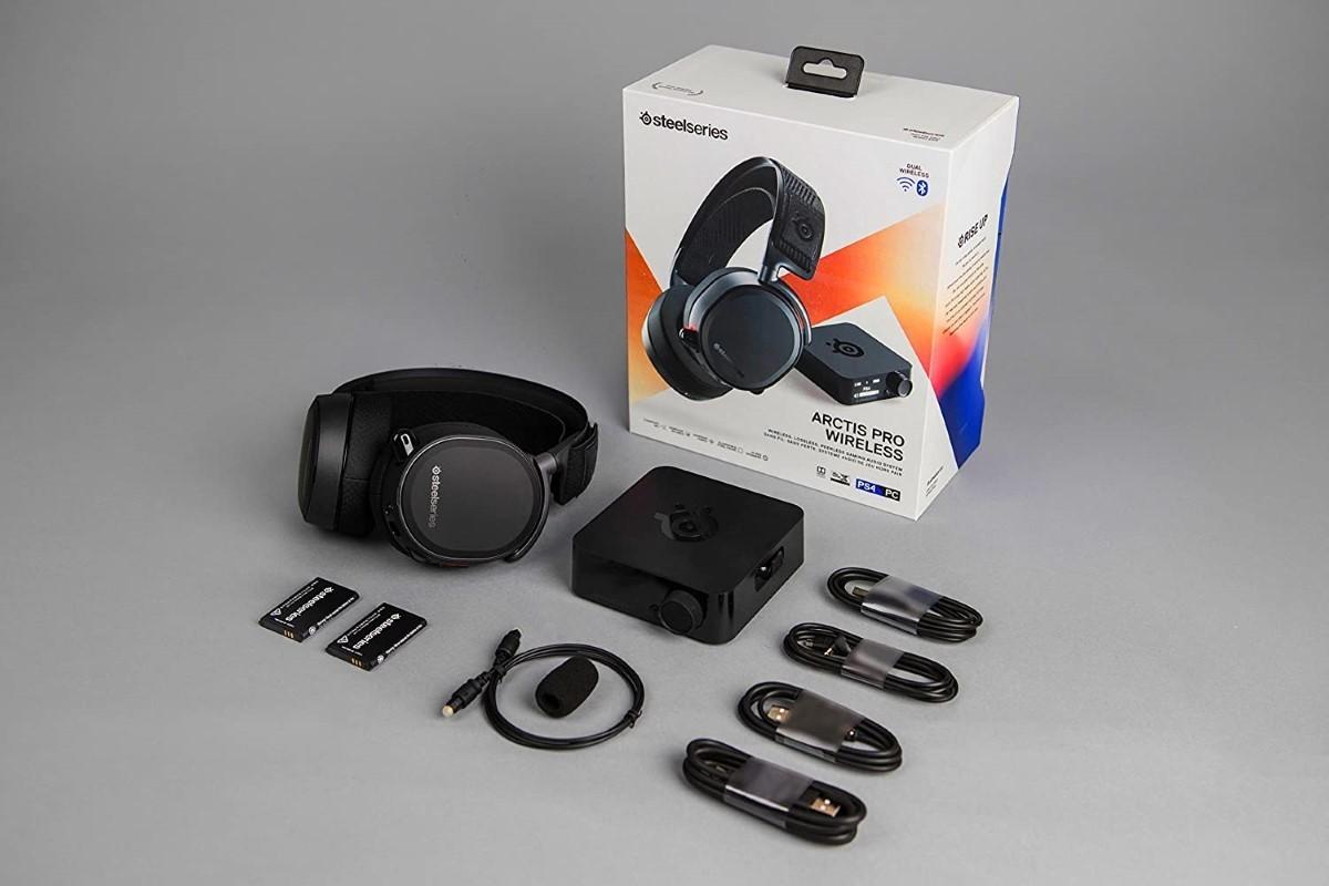 Tai nghe SteelSeries Arctis Pro 61486 cho dải âm chất lượng cao
