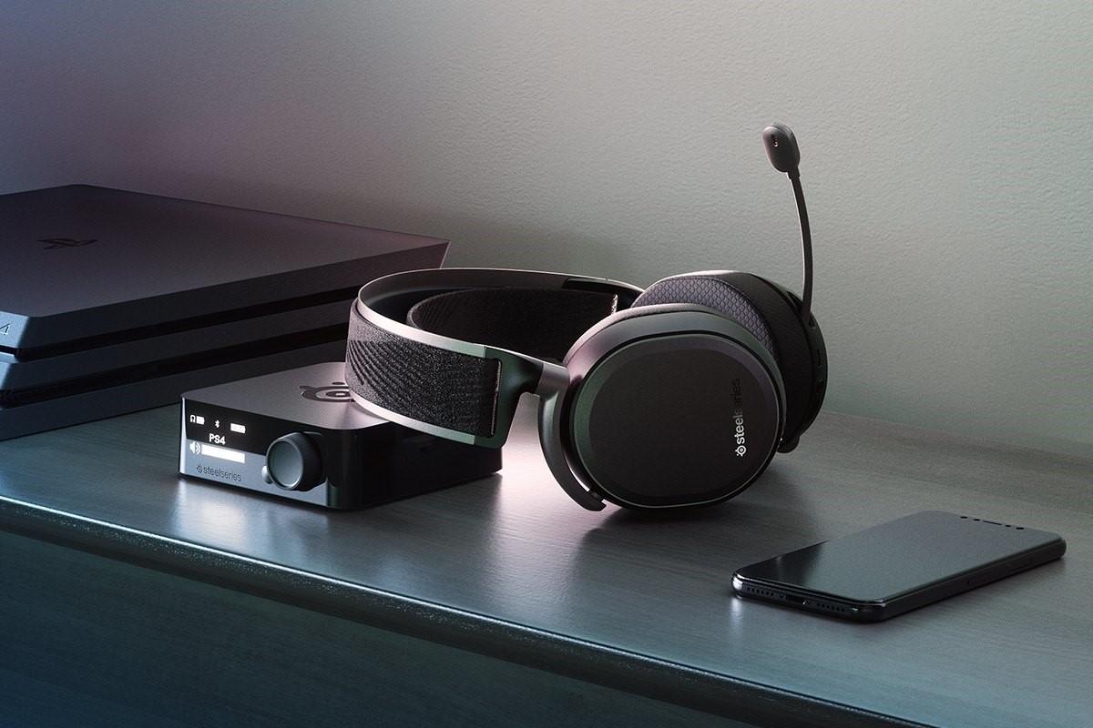 Tai nghe SteelSeries Arctis Pro 61486 được thiết kế với chất liệu cao cấp
