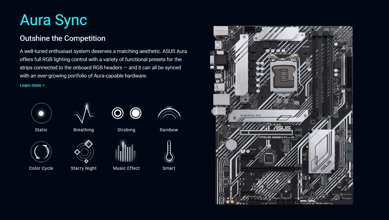 Mainboard ASUS PRIME B560-PLUS