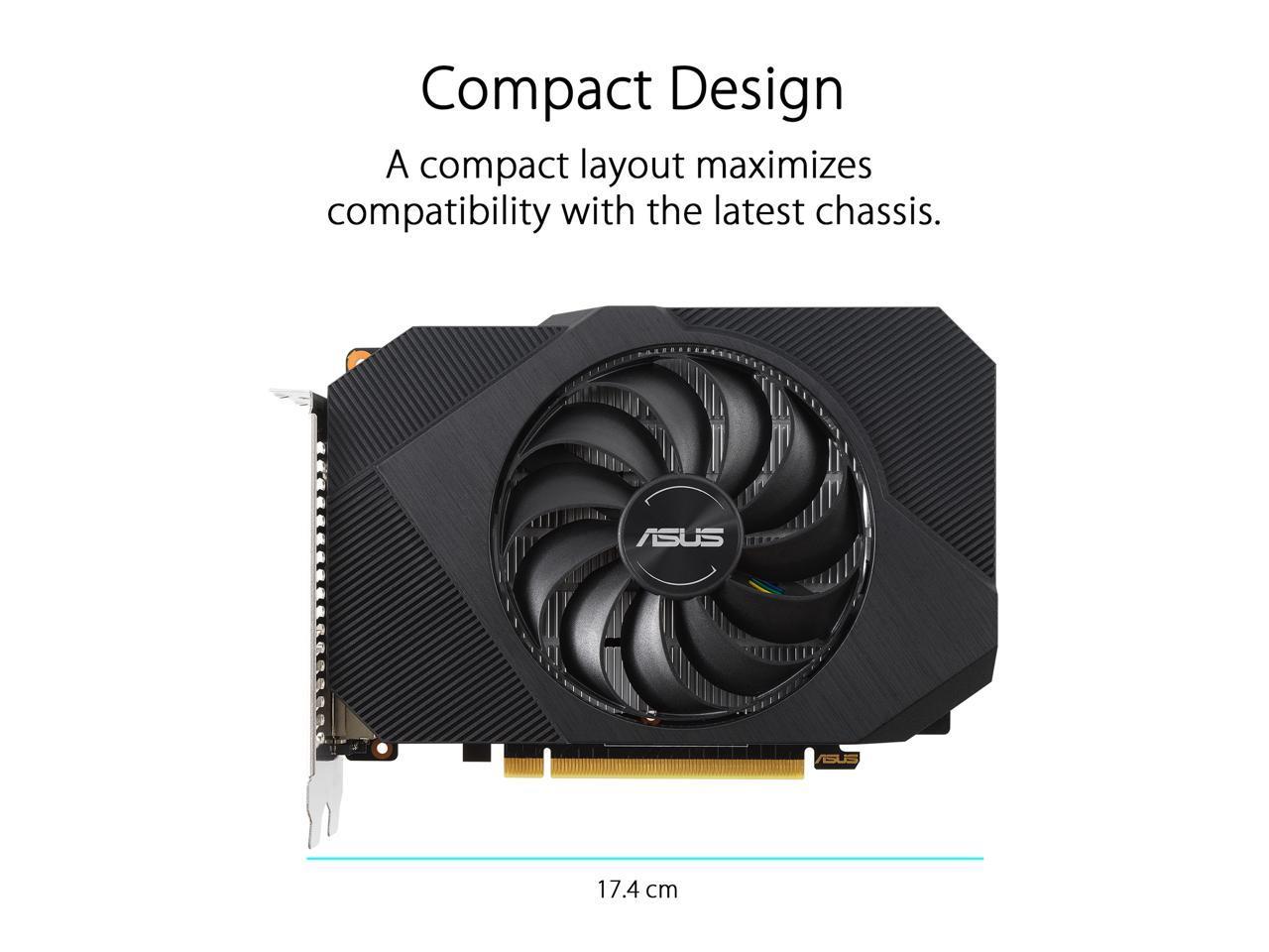 Card màn hình Asus PH GTX 1650-O4G GDDR6
