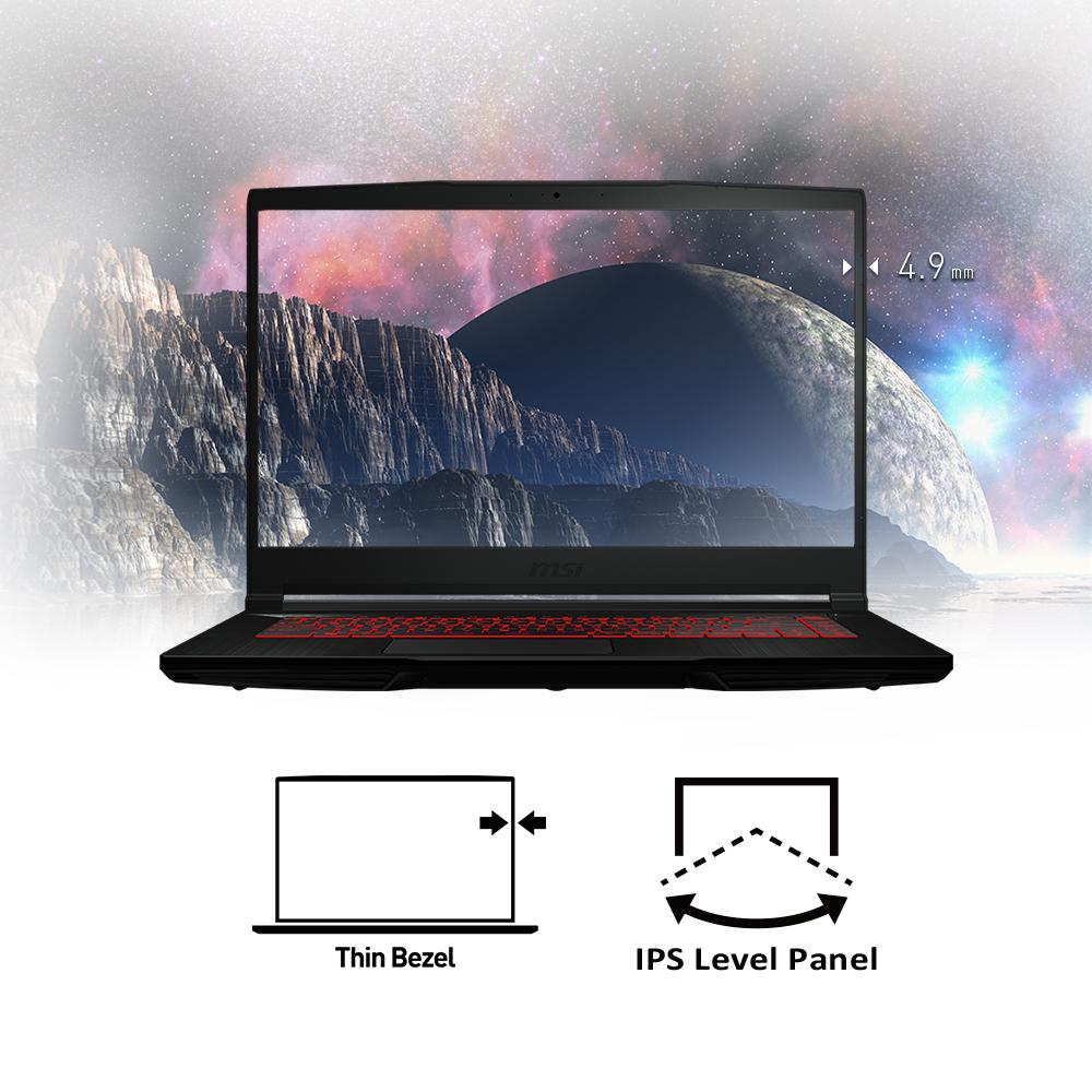 Laptop MSI Gaming GF63-2