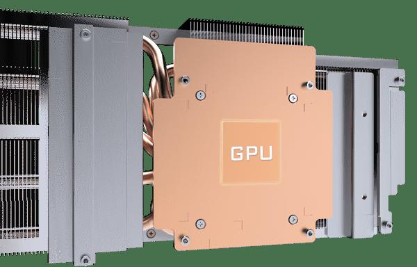 Card màn hình Gigabyte RTX 3080 EAGLE OC-10GD