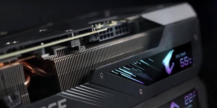 Card màn hình Gigabyte RTX 3080 AORUS XTREME-10GD