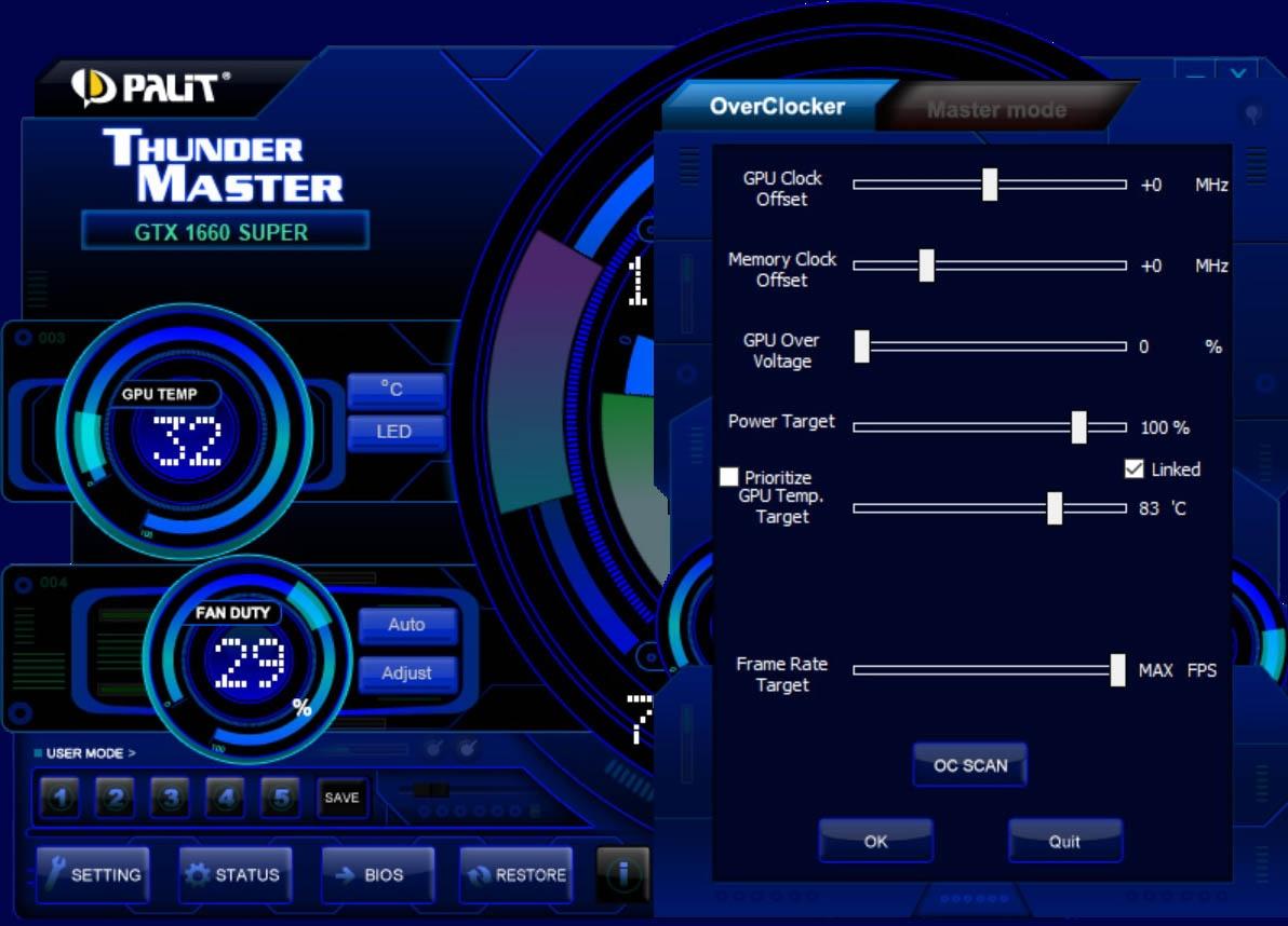 Card màn hình Palit GT 1030