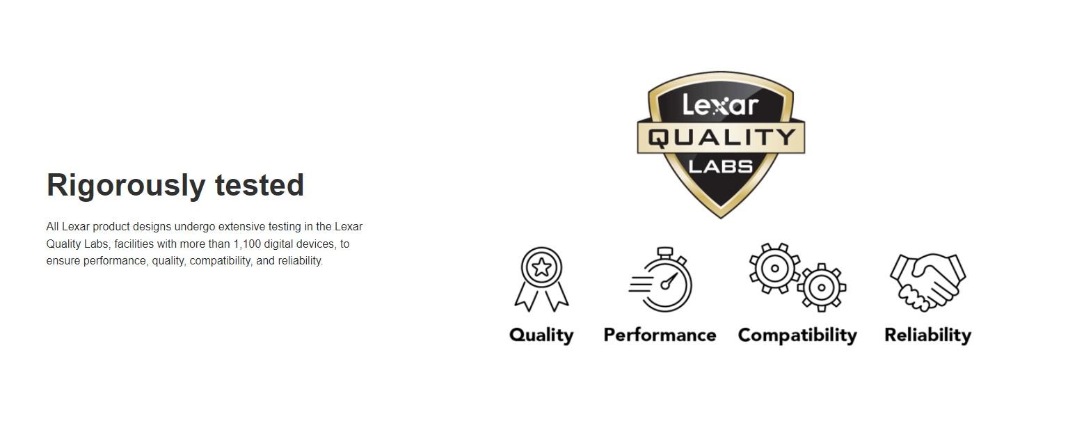 Ổ cứng SSD Lexar NS100 128GB Sata3 2.5 inch