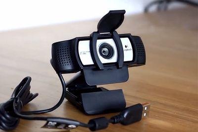 Webcam Logitech HD Pro C930e 1