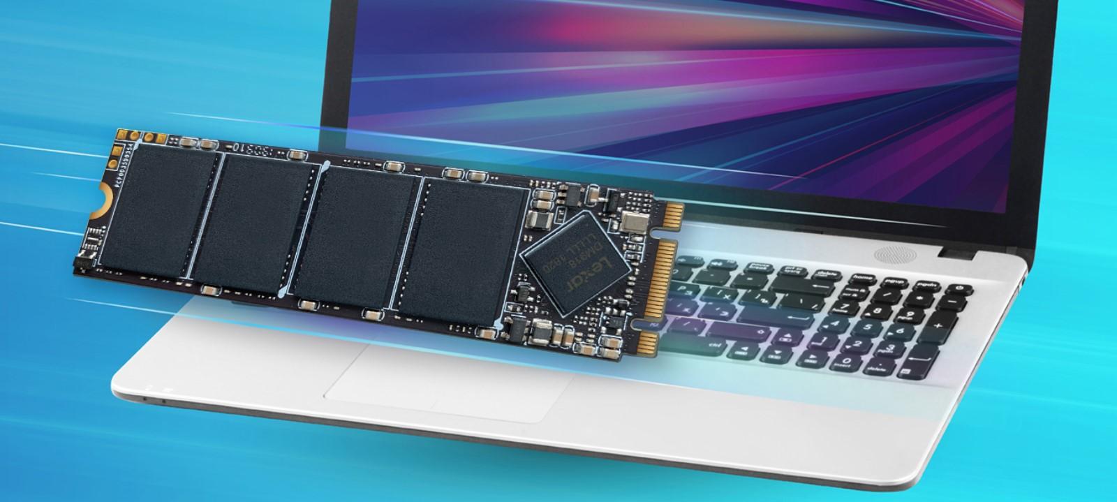 Ổ cứng SSD Lexar NM100 128GB M.2 2280