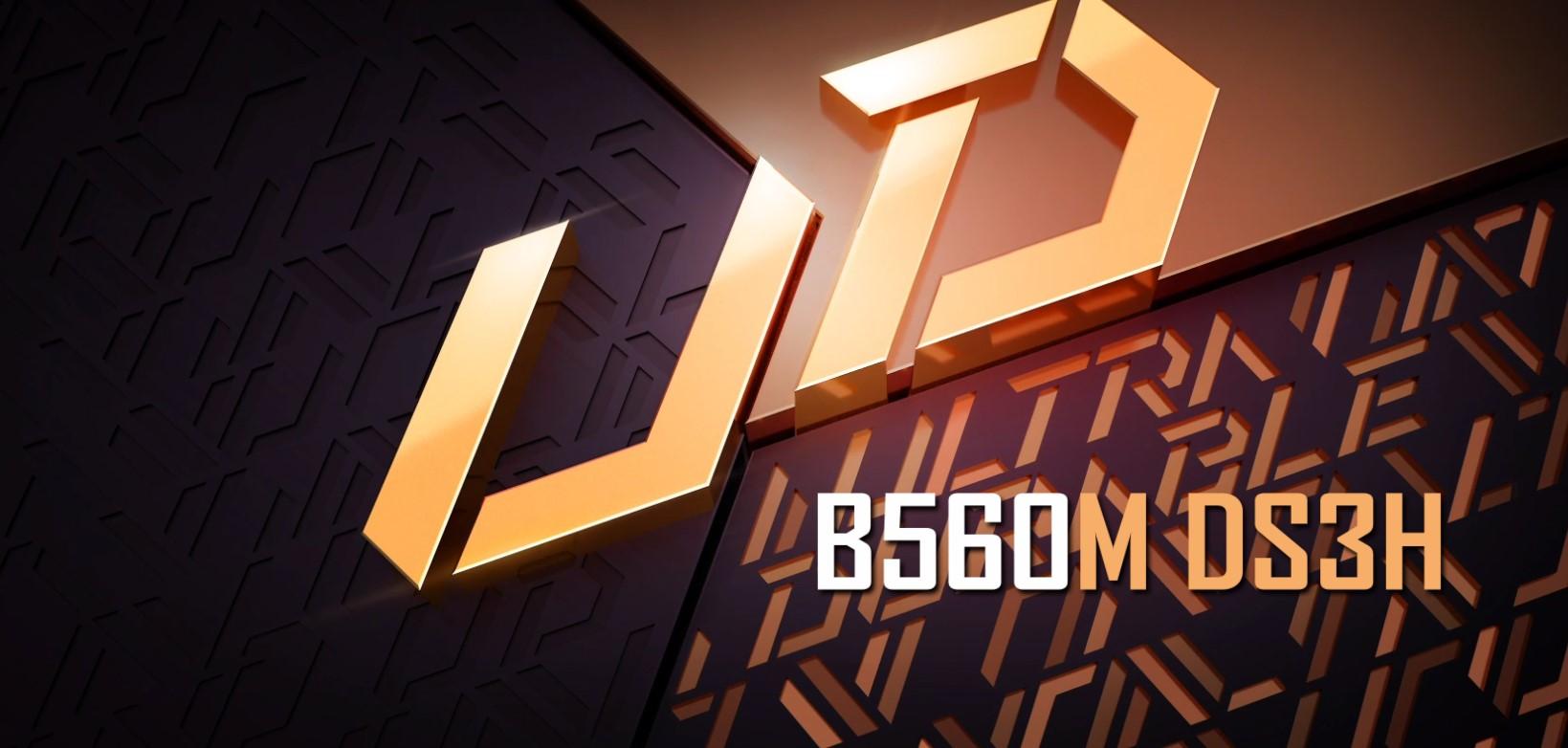 Mainboard Gigabyte B560M-DS3H