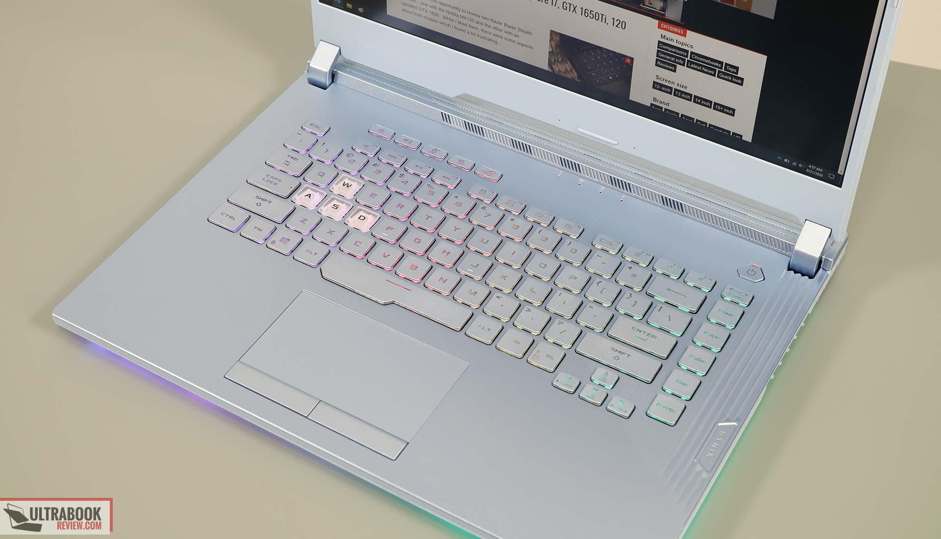 Laptop Asus Gaming ROG Strix G512-4