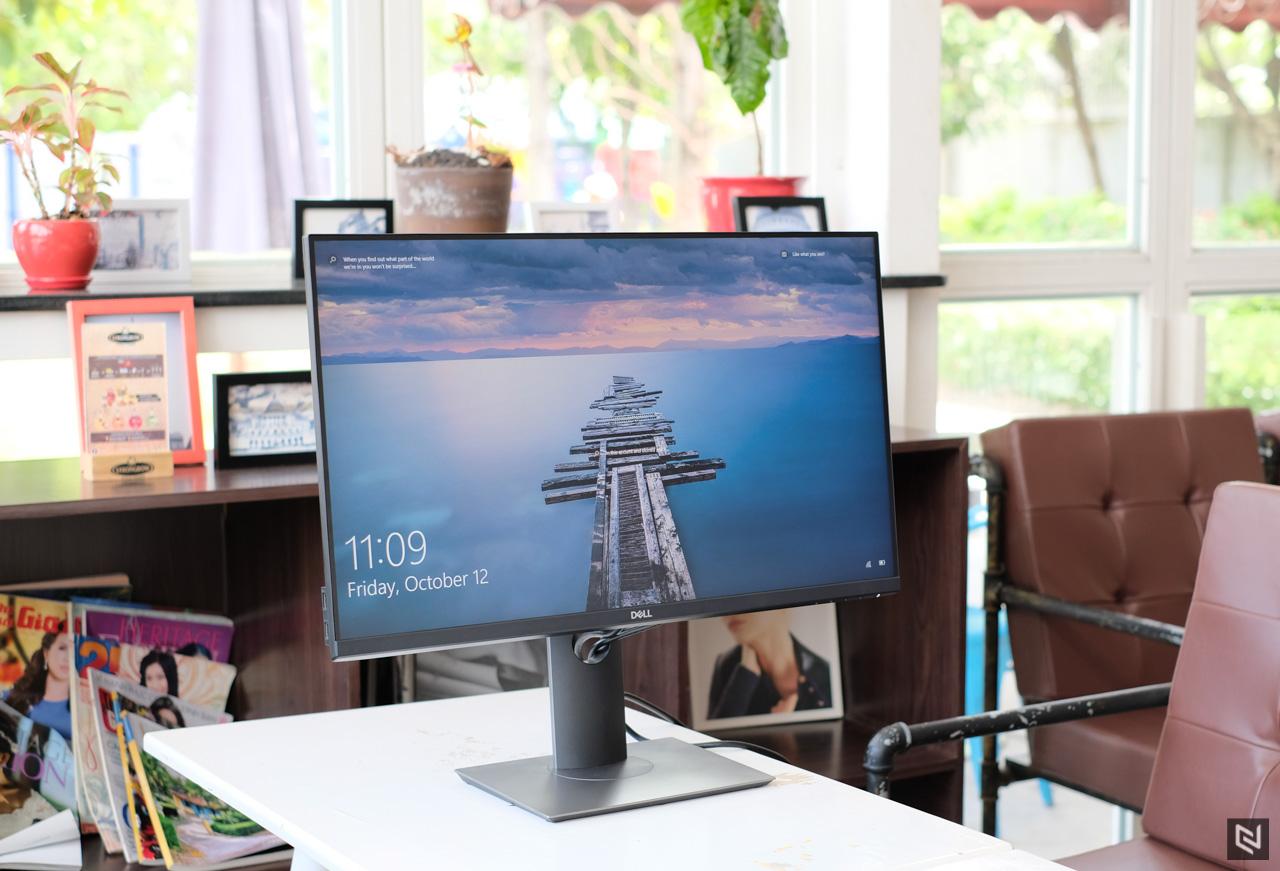 Màn hình Dell P2319H tương phản cao