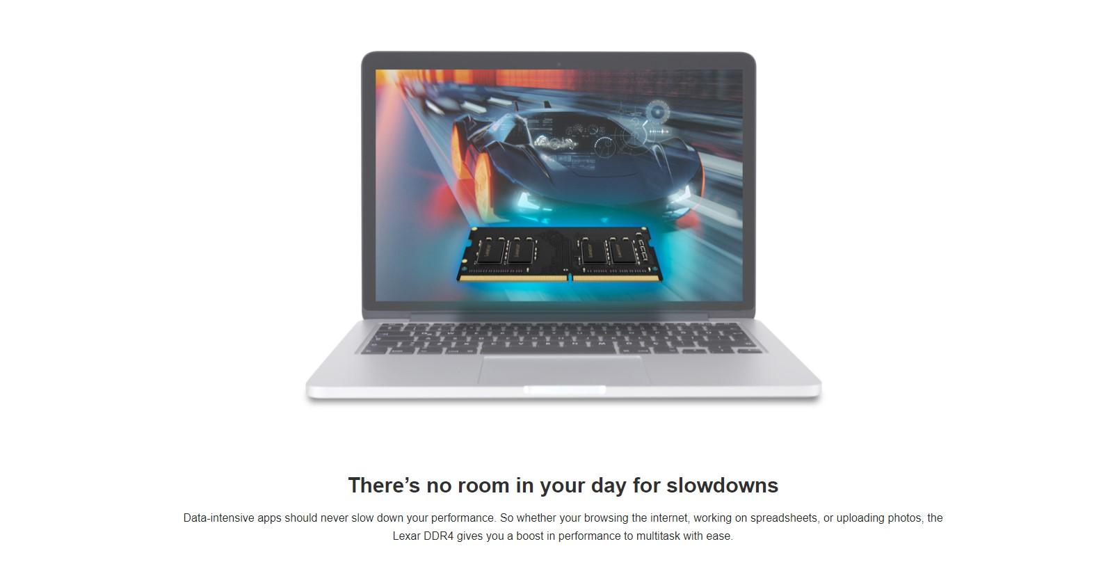 Ram Laptop Lexar