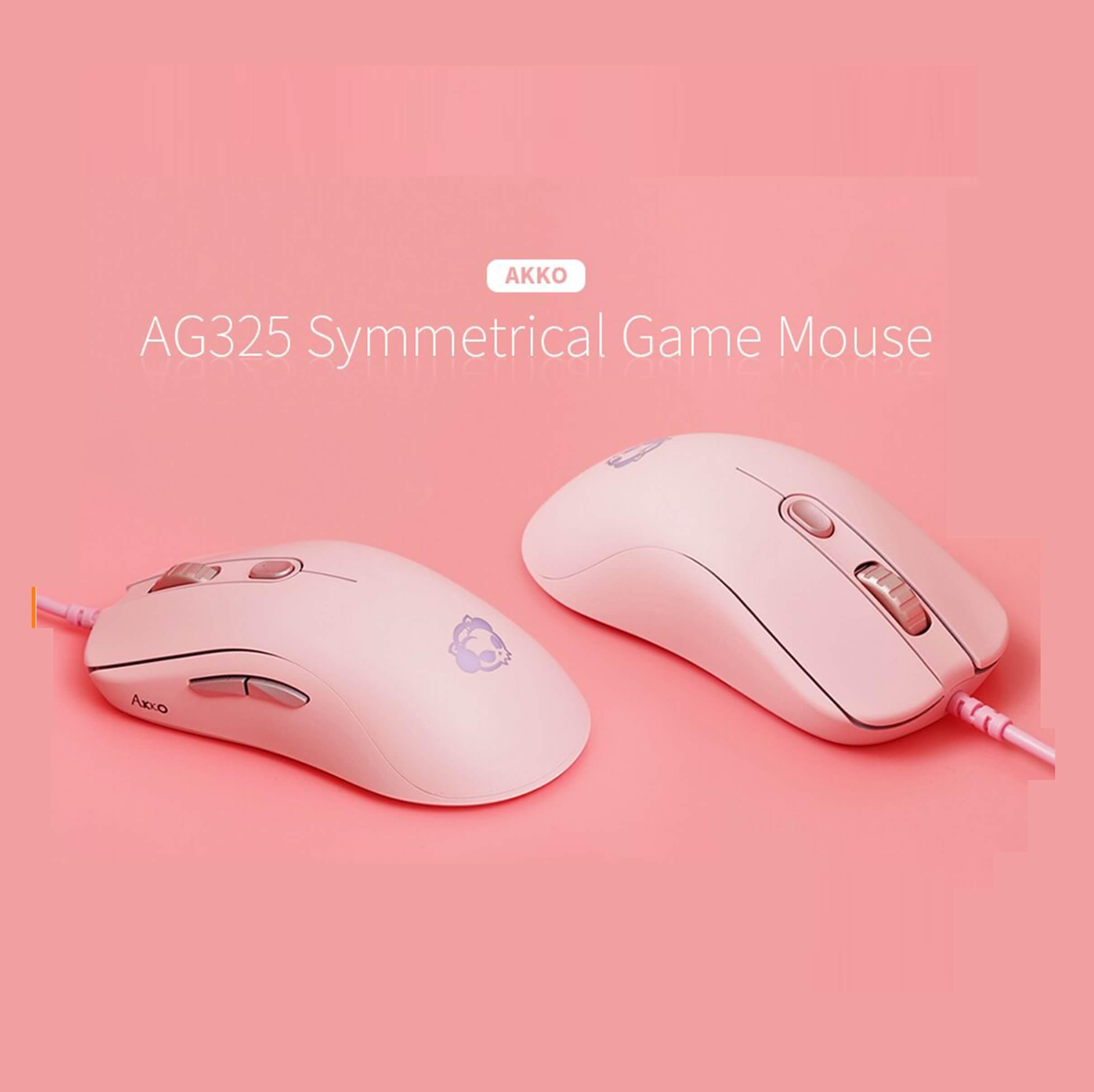 Akko AG325 màu hồng bắt bắt