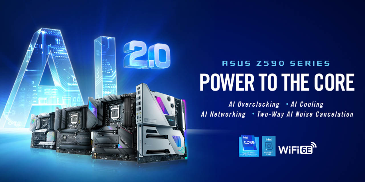 Mainboard ASUS TUF GAMING Z590-PLUS WIFI