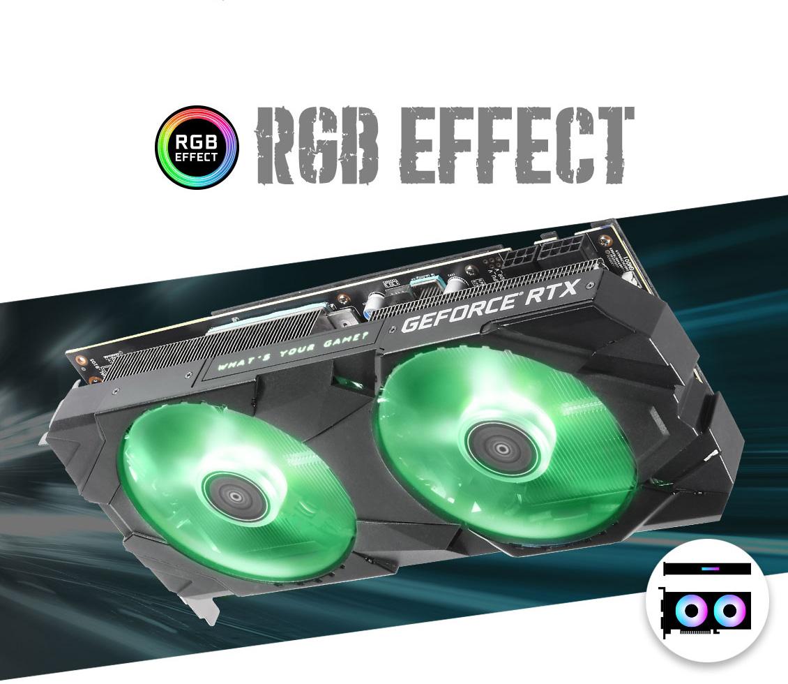 Hiệu ứngLED RGB