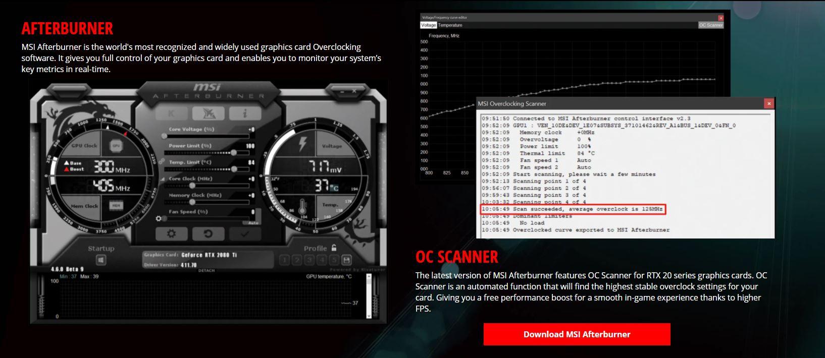 Card màn hình MSI RTX 2060 GAMING Z 6G