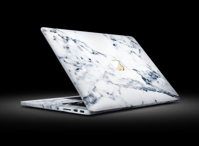 Macbook Pro Marble Edition được làm từ đá cẩm thạch