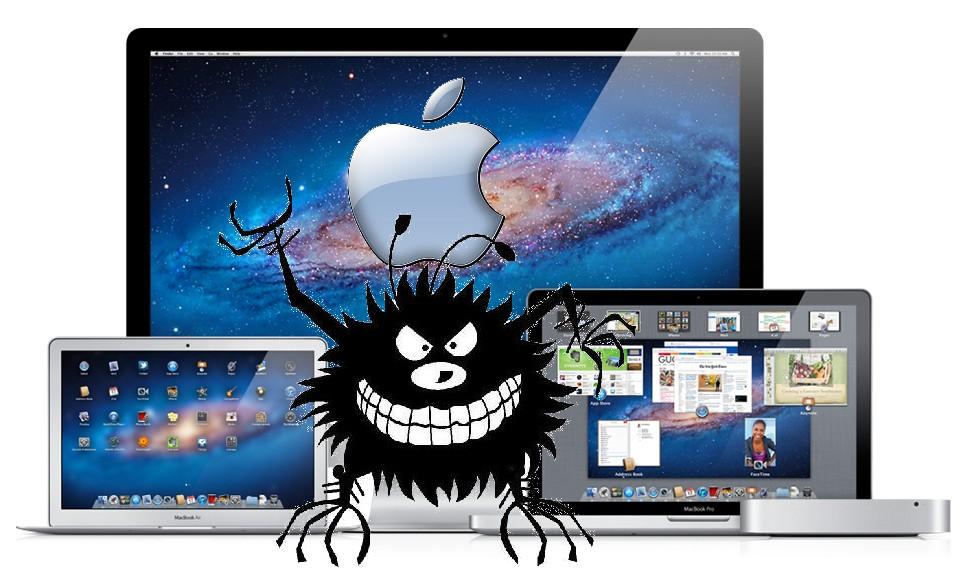 Macbook bị virus là nguyên nhân khiến máy bị treo