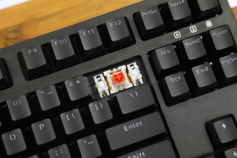 Bàn phím cơ E-Dra EK387 (USB/LED Rainbow/Huano Blue sw) 11