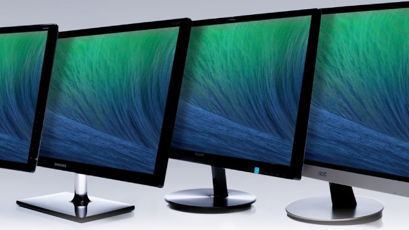 Top 6 màn hình tốt nhất - Kích thước nào tốt nhất cho màn hình máy tính
