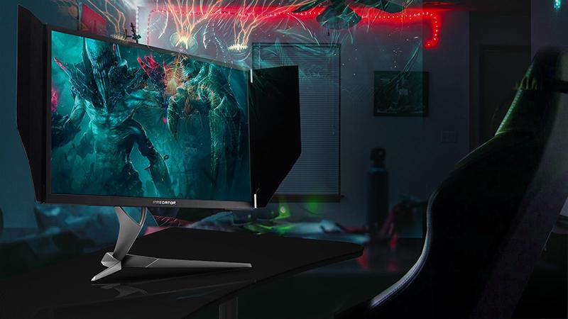Màn hình máy tính chơi game tốt nhất acer