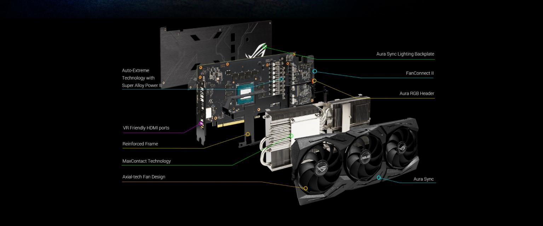Card màn hình Asus ROG STRIX RTX 2060 - O6G EVO GAMING V2