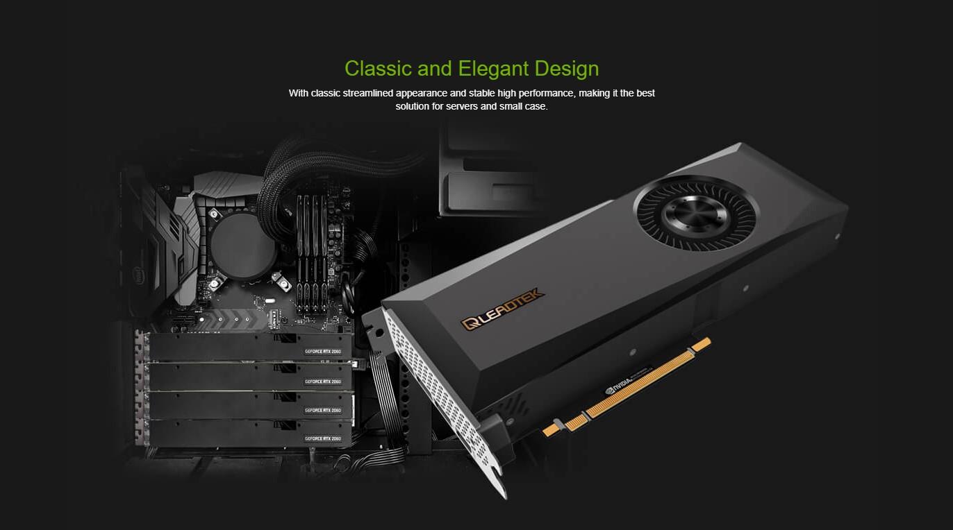 Card màn hình LEADTEK RTX 3060 CLASSIC