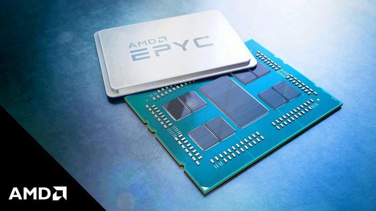 CPU AMD EPYC 7F52