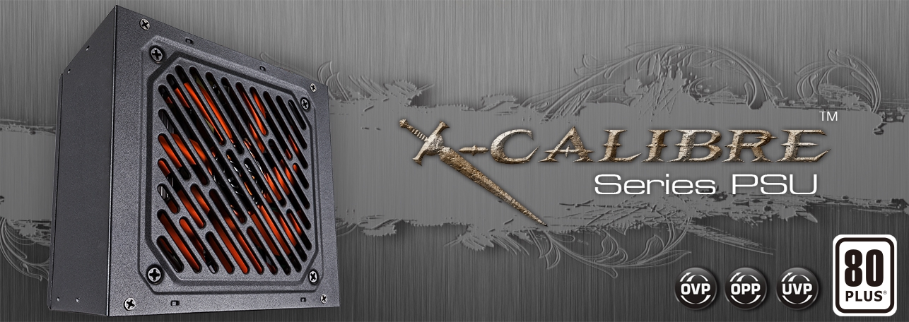 Nguồn máy tính Xigmatek X-Calibre Series XCP-A400 EN5650