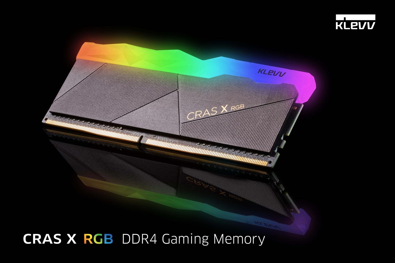 Ram Desktop Klevv CRAS X RGB