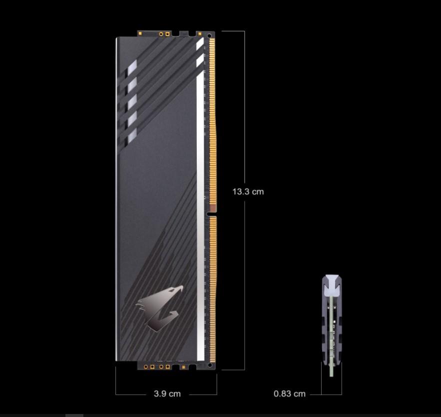Ram Desktop Gigabyte AORUS RGB