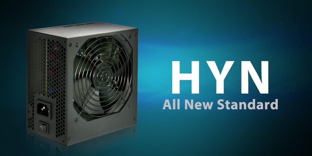 Nguồn FSP Power Supply HYN Series HYN500ATX  Active PFC (Màu Đen) giới thiệu 1