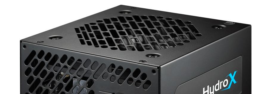 Nguồn FSP Power Supply HYDRO X Series HGX550 Active PFC (80 Plus Gold/Màu Đen) giới thiệu 3