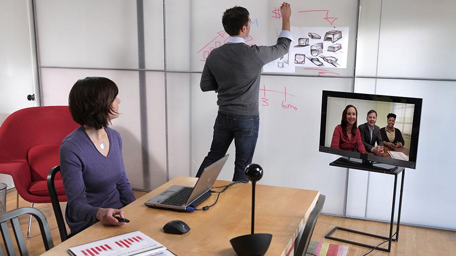 Webcam Logitech BCC 950 1