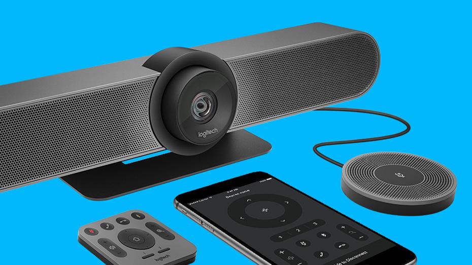 Webcam Logitech Meetup 2