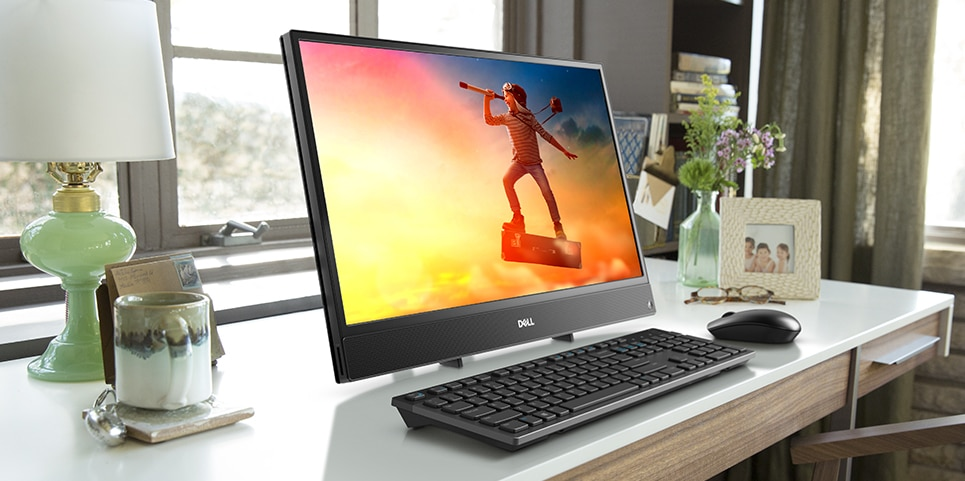 PC Dell All in one Inspiron 3277 TNC4R1W i3 7130U/4GB/1TB/21.5