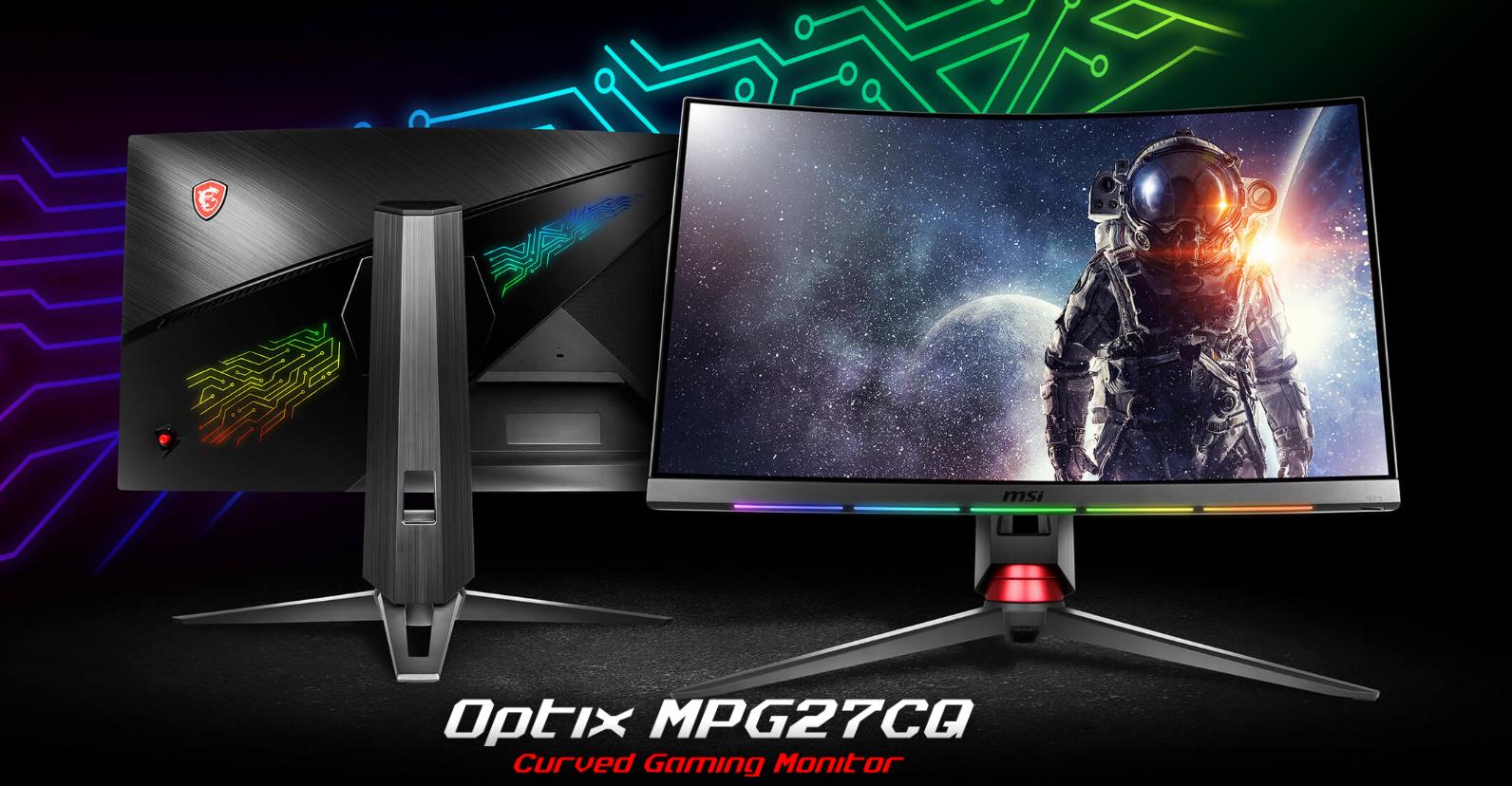 Màn hình MSI Optix MPG27CQ-1