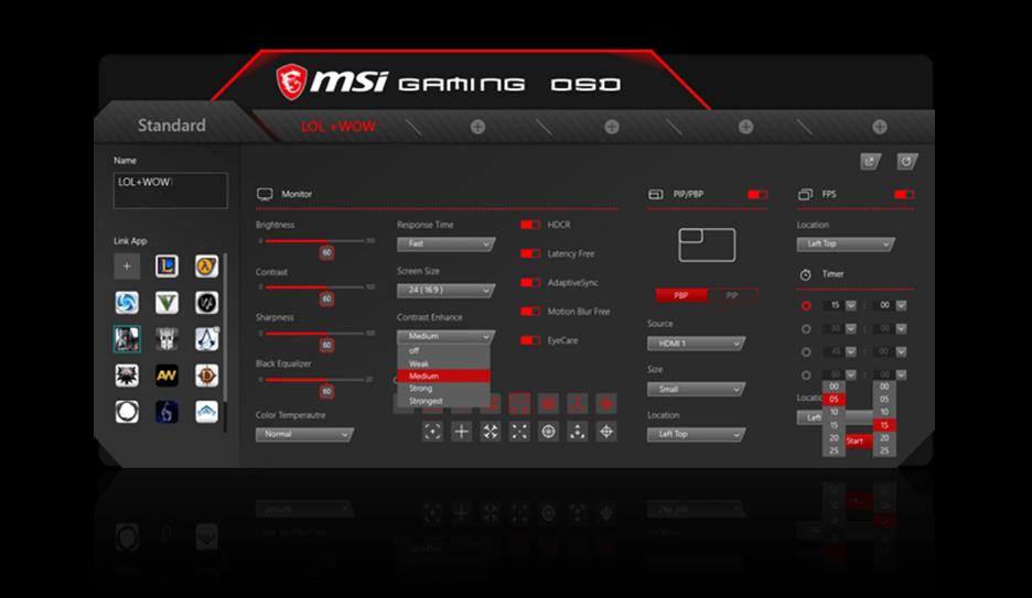 Màn hình MSI Optix MPG27CQ-7