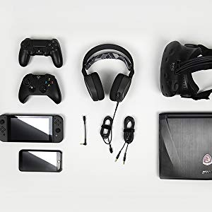 Tai nghe SteelSeries Arctis 3 Edition Black 61503 1