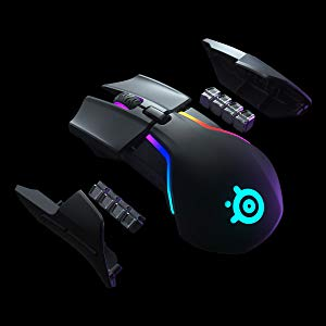 Chuột chơi game SteelSeries Rival 650 Wireless (62456) 6